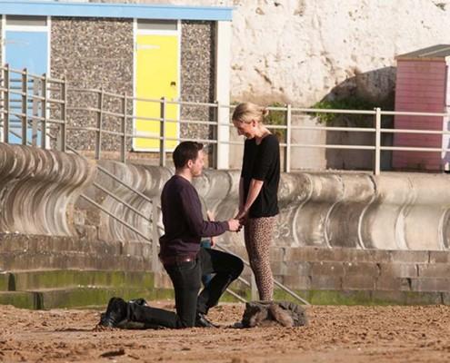 wedding proposal photography